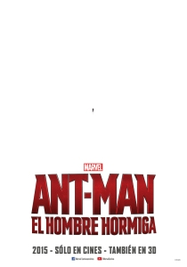 Afiche Ant-Man