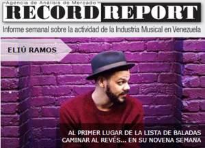 1er LUGAR RECORD REPORT BALADAS-ELIÚ RAMOS